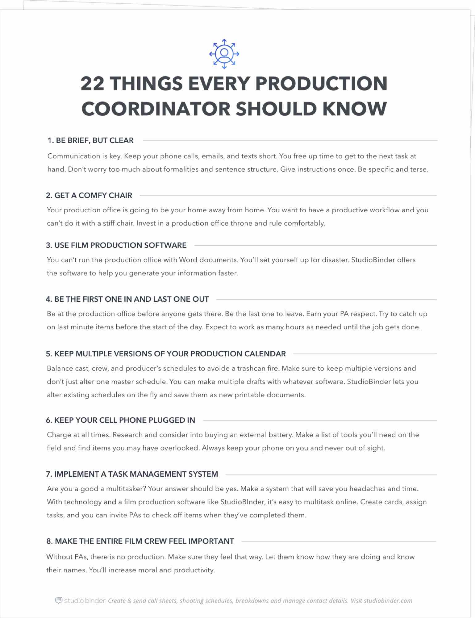 things every working production coordinator should know apparel assistant resume stack Resume Apparel Production Assistant Resume