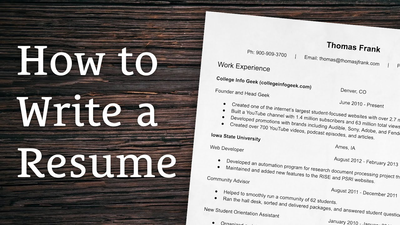 tips for writing winning resume making business template highlights examples modeling Resume Tips For Making A Resume