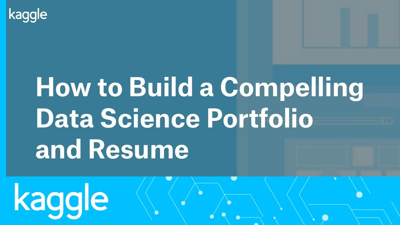 to build compelling data science portfolio resume kaggle github electrical engineer Resume Data Science Resume Github