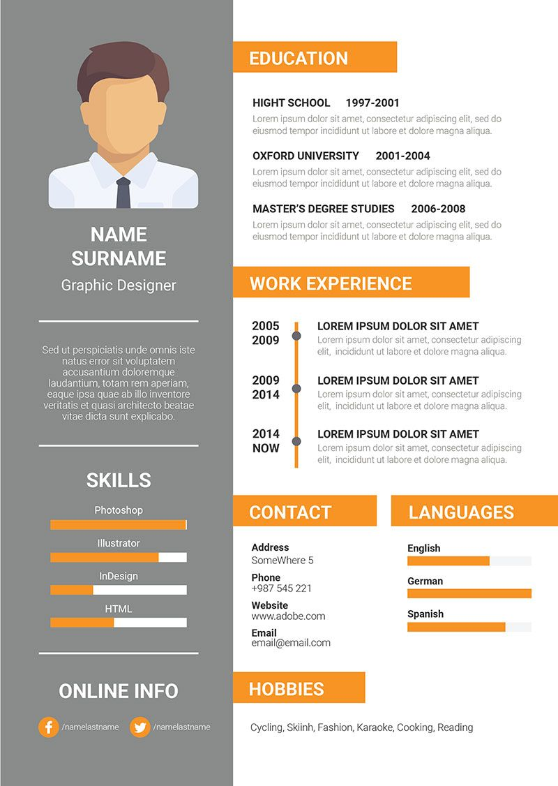 to create high impact graphic designer resume design infographic statements amanda Resume High Impact Resume Statements