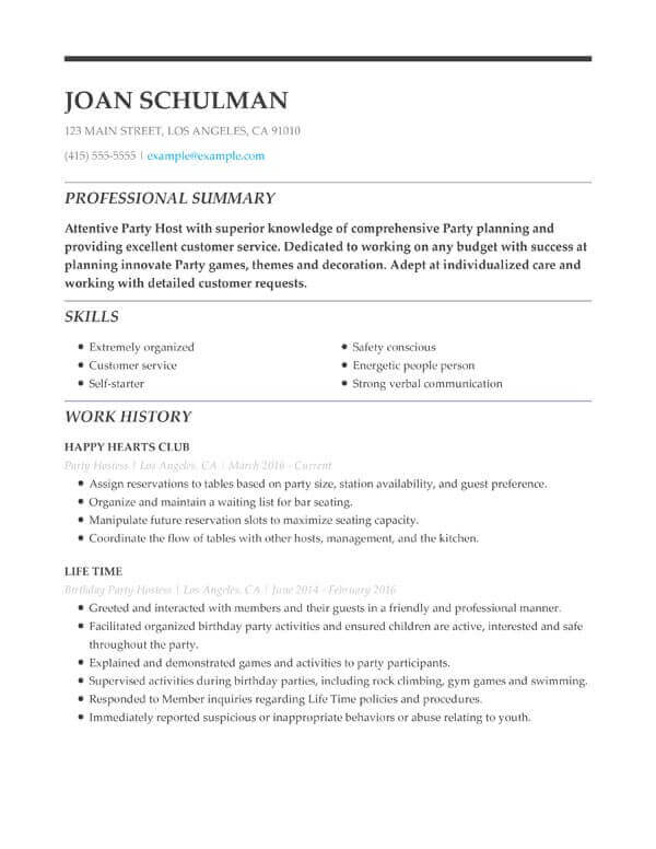 to include on your resume education examples tips job media entertainment birthday party Resume Job Resume Education Examples