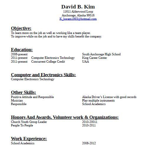 to make resume for job with no experience sample experiencepinclout temp examples create Resume Create A Resume Without Job Experience