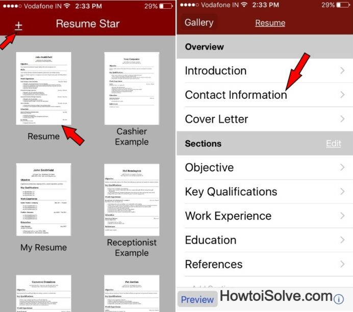 to make resume on iphone ipad in star good for mba admission bsn nursing sap basis Resume Make A Resume On Iphone