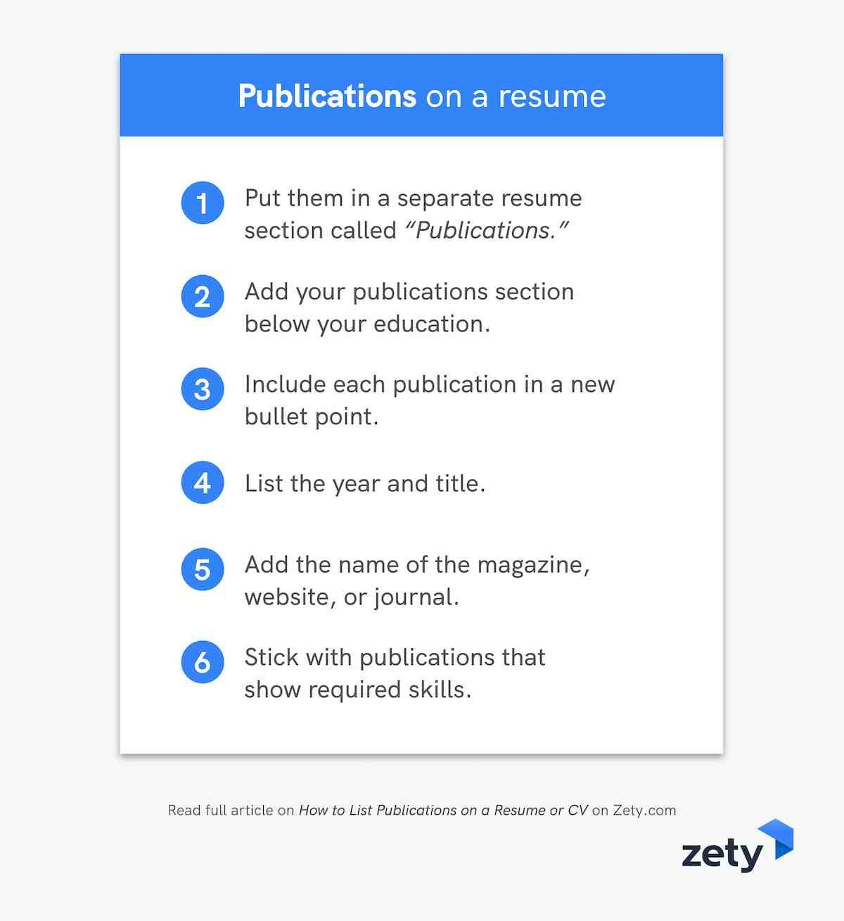 to publications on resume or cv guidelines tips listing everything you need know about Resume Listing Publications On Resume