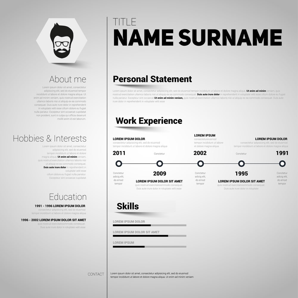 to show promotion on your resume by cv simply medium multiple promotions Resume Multiple Promotions On Resume