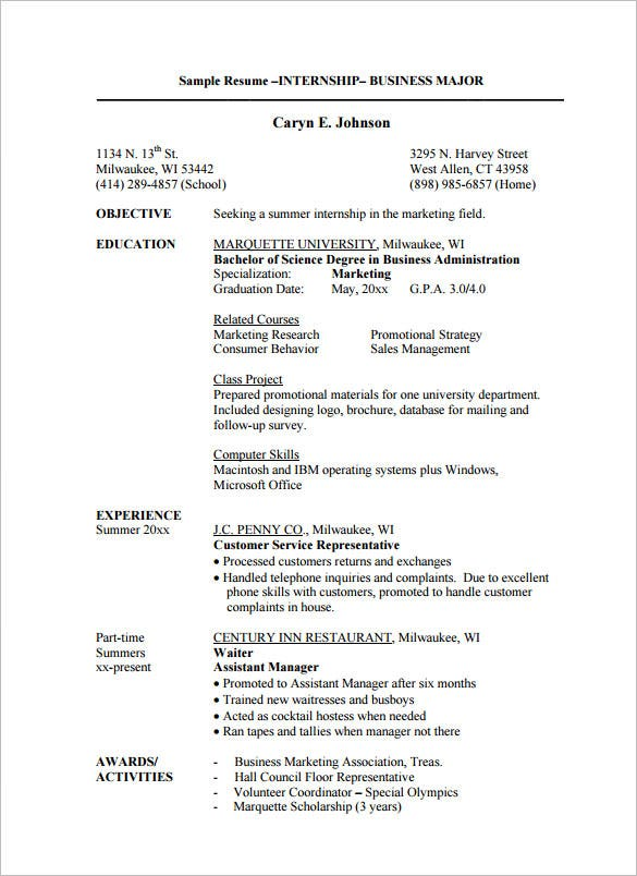to write resume objective for internship career sample template pdf hireability parser Resume Internship Resume Objective