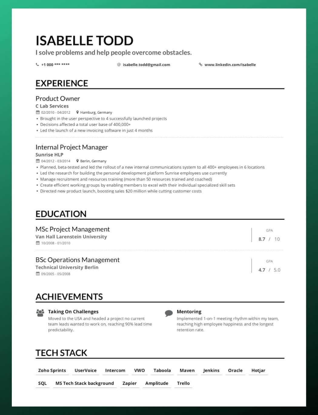 to write your first job resume sample reverse chronological examples customer service Resume First Job Resume Sample