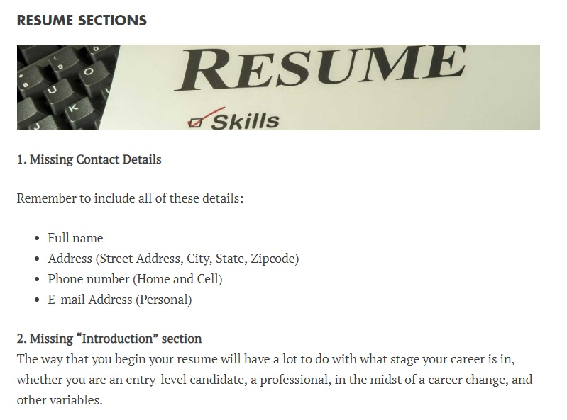 tools and resources to write the perfect resume advice with writing tips business analyst Resume Advice With Resume Writing