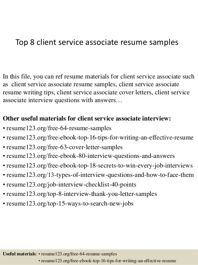 top client service associate resume samples customer support accounting keywords for Resume Customer Support Associate Resume