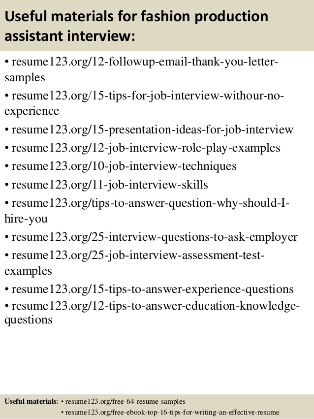 top fashion production assistant resume samples apparel legal administrator summary for Resume Apparel Production Assistant Resume