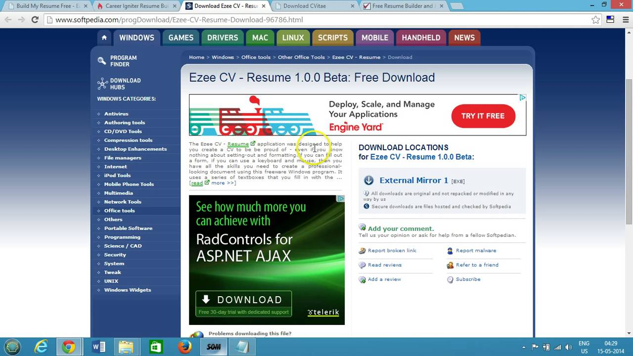 top free resume builder best software for windows mac epic today business development Resume Mac Resume Builder Software