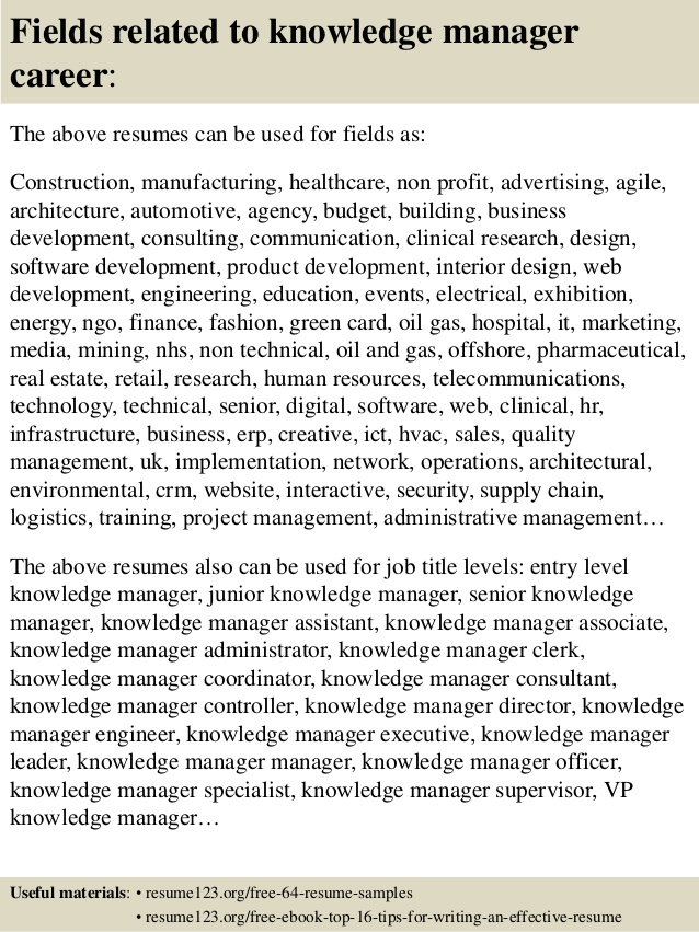 top knowledge manager resume samples management sample playing music yeoman phd examples Resume Knowledge Management Resume Sample