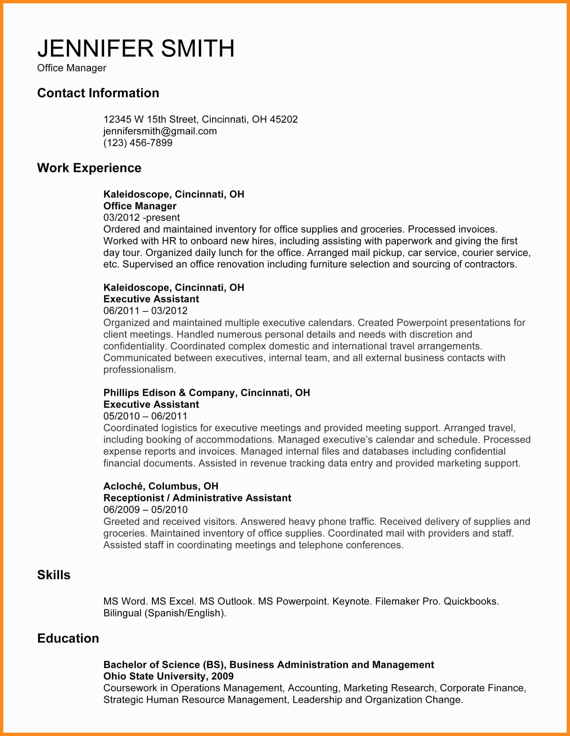 wall street oasis resume template awesome ministry templates for word job examples Resume Ministry Resume Builder