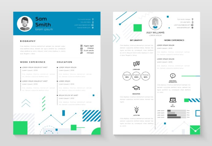 when and to use an infographic resume create parsing embedded engineer year experience Resume Create Infographic Resume