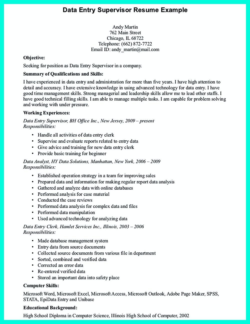 your data entry resume is the essential marketing to get job you seek including for Resume Resume For Data Encoder