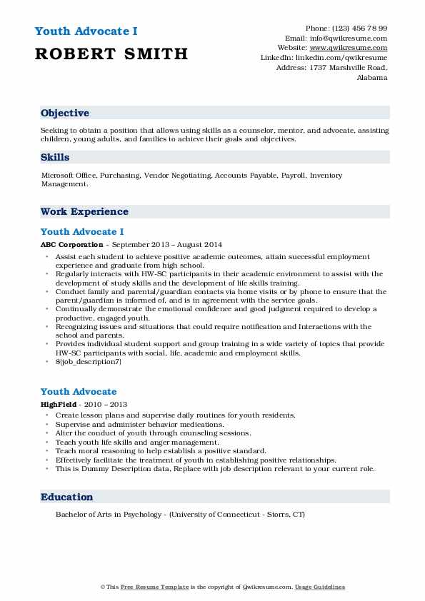 youth advocate resume samples qwikresume family sample pdf basic outline hipaa compliance Resume Family Advocate Resume Sample
