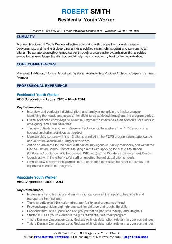 youth worker resume samples qwikresume care sample pdf contoh jobstreet administrative Resume Youth Care Worker Resume Sample