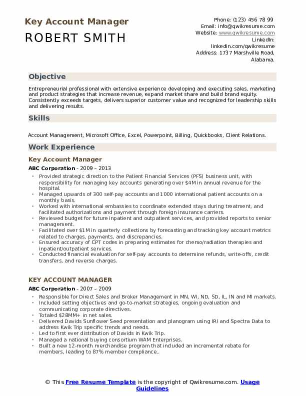 account manager resume samples qwikresume pdf tips for college students guidelines Resume Sales Account Manager Resume