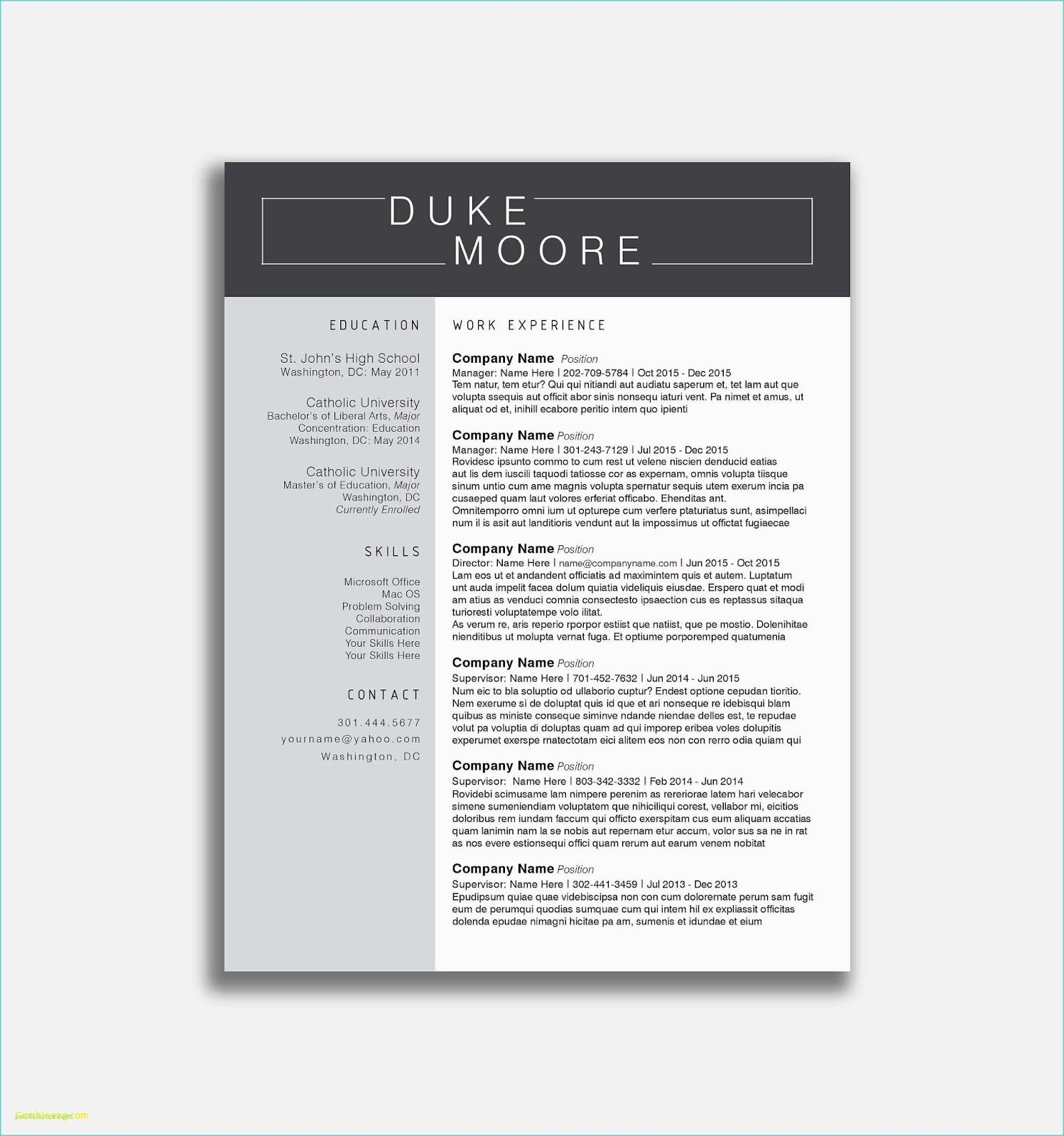 apple resume template templates for free fo skills examples best experienced respiratory Resume Best Pages Resume Template