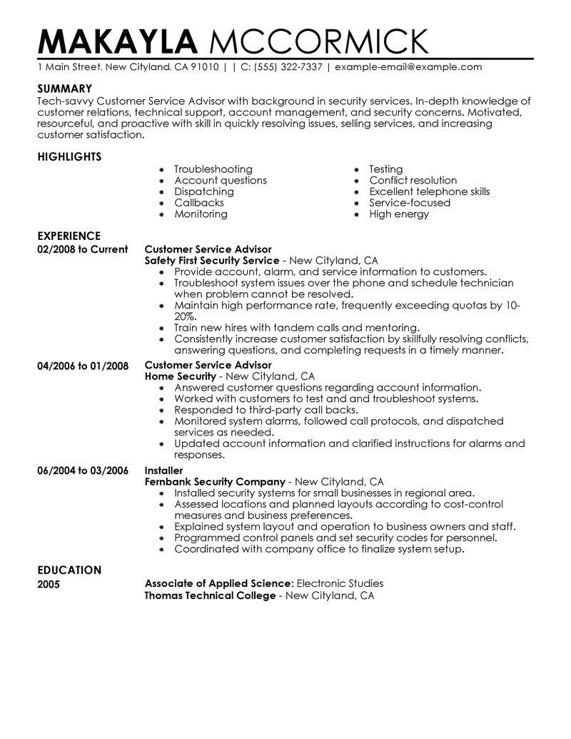 automotive service advisor resume example cover letter for sample examples auto attach Resume Auto Service Advisor Resume Sample