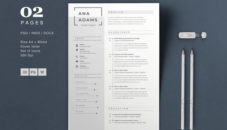 beautiful free resume templates for designers eye catching template automatic parser file Resume Eye Catching Resume Templates Free