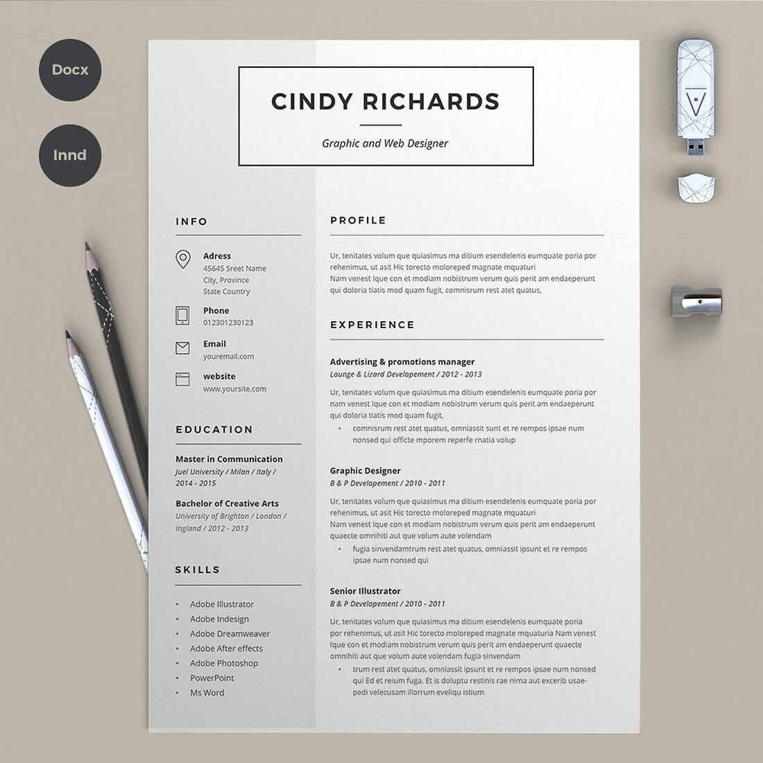 best cv resume templates creative design template the format contract negotiation skills Resume The Best Resume Format 2020