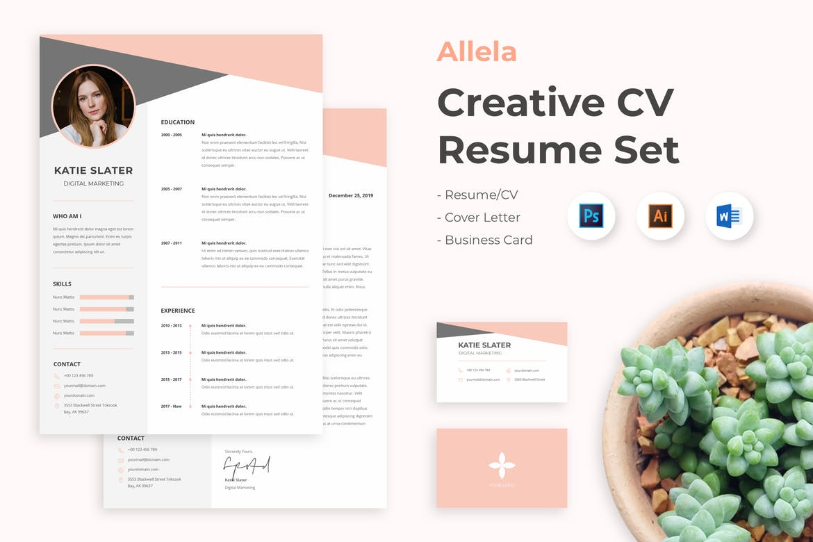 best free resume cv templates for word theme and cover letter veterinary assistant help Resume Cv And Resume Templates Free