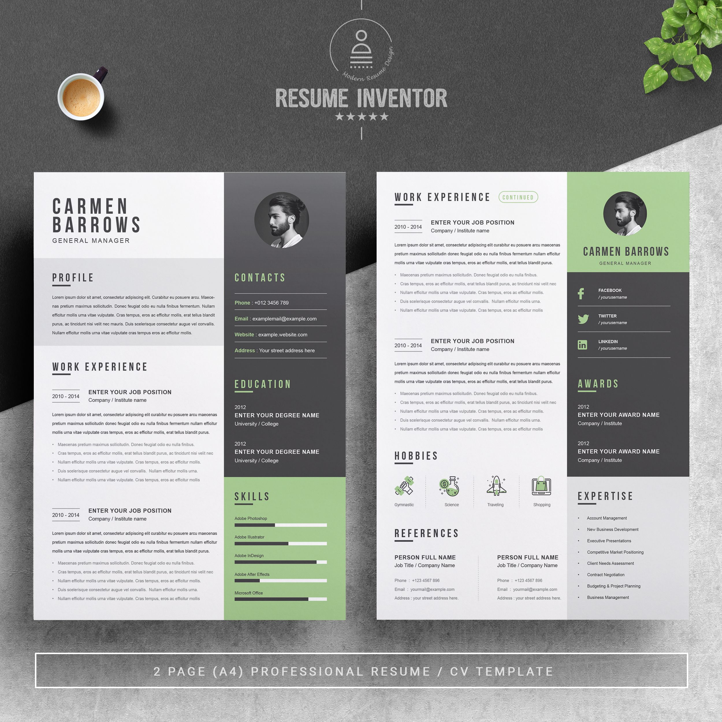 best free resume templates for architects arch2o the accenture template jeff bezos Resume The Best Free Resume Templates