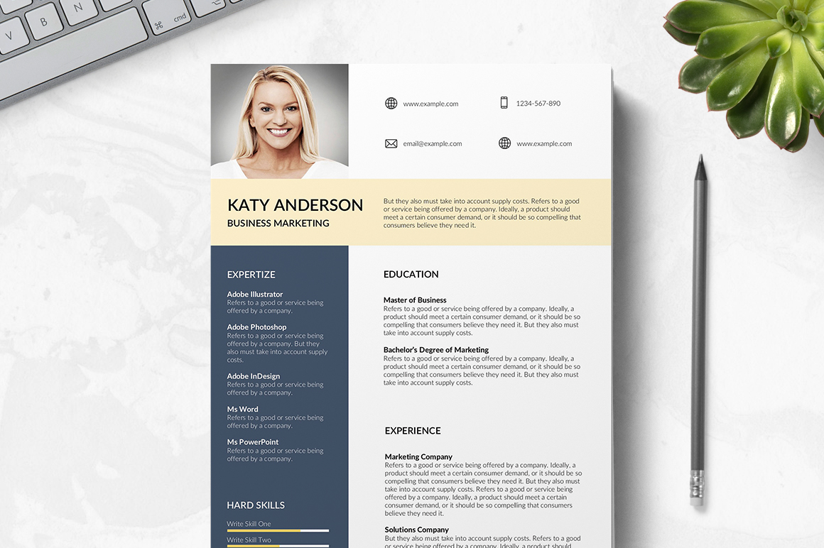 best free resume templates of cv and rennes template payroll specialist example software Resume Cv And Resume Templates Free