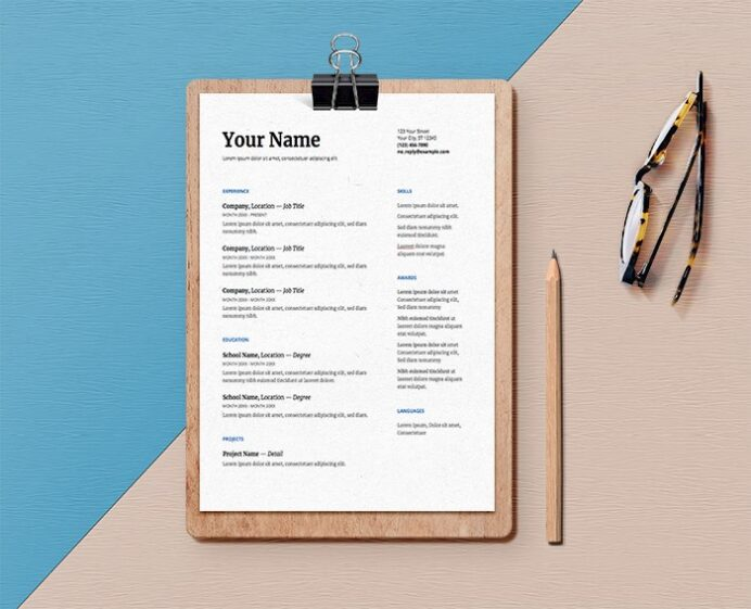 best google docs resume templates drive examples sheets template serif free academic of Resume Google Docs Resume Examples