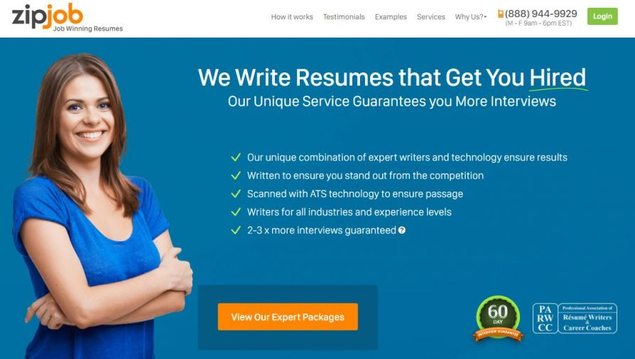 best linkedin profile writing services in all industries resume and zipjob 894x506 help Resume Resume And Linkedin Profile Writing