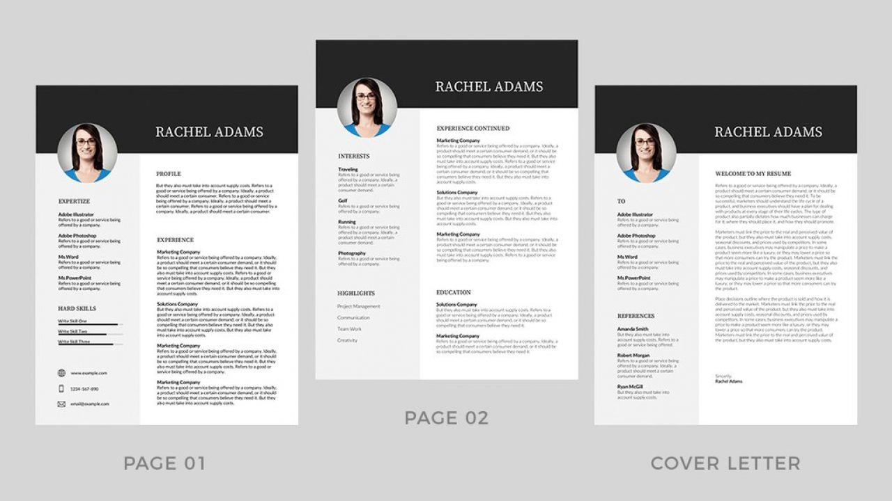 best modern resume templates word free for brittany template 1280x720 self employed Resume Free Modern Resume Templates For Word