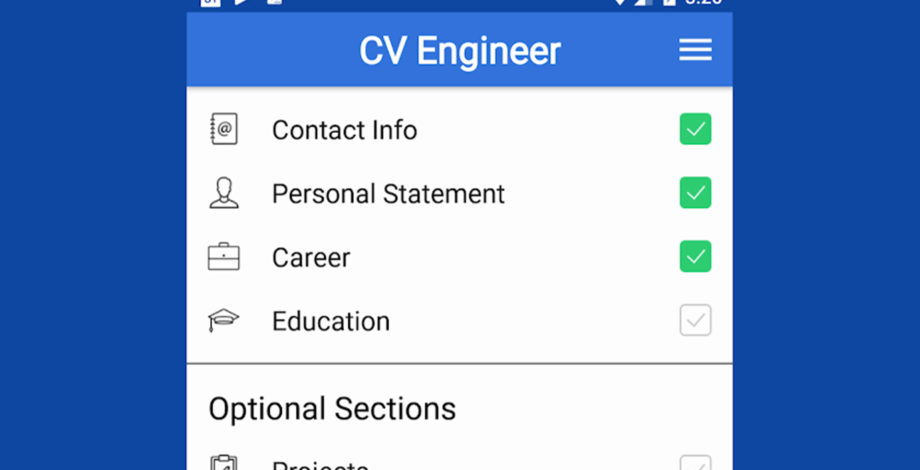 best resume builder apps for android authority top cv engineer 920x470 hospitality Resume Top 10 Resume Builder