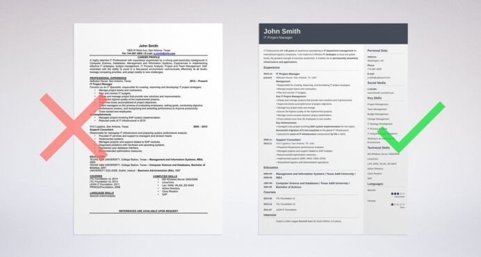best resume format professional samples resumes for example of formats skills data Resume Best Resumes For 2020