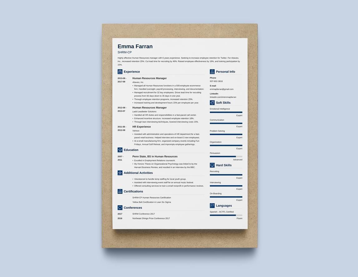 best resume layouts examples from idea to design step by format layout vibes free Resume Step By Step Resume Format