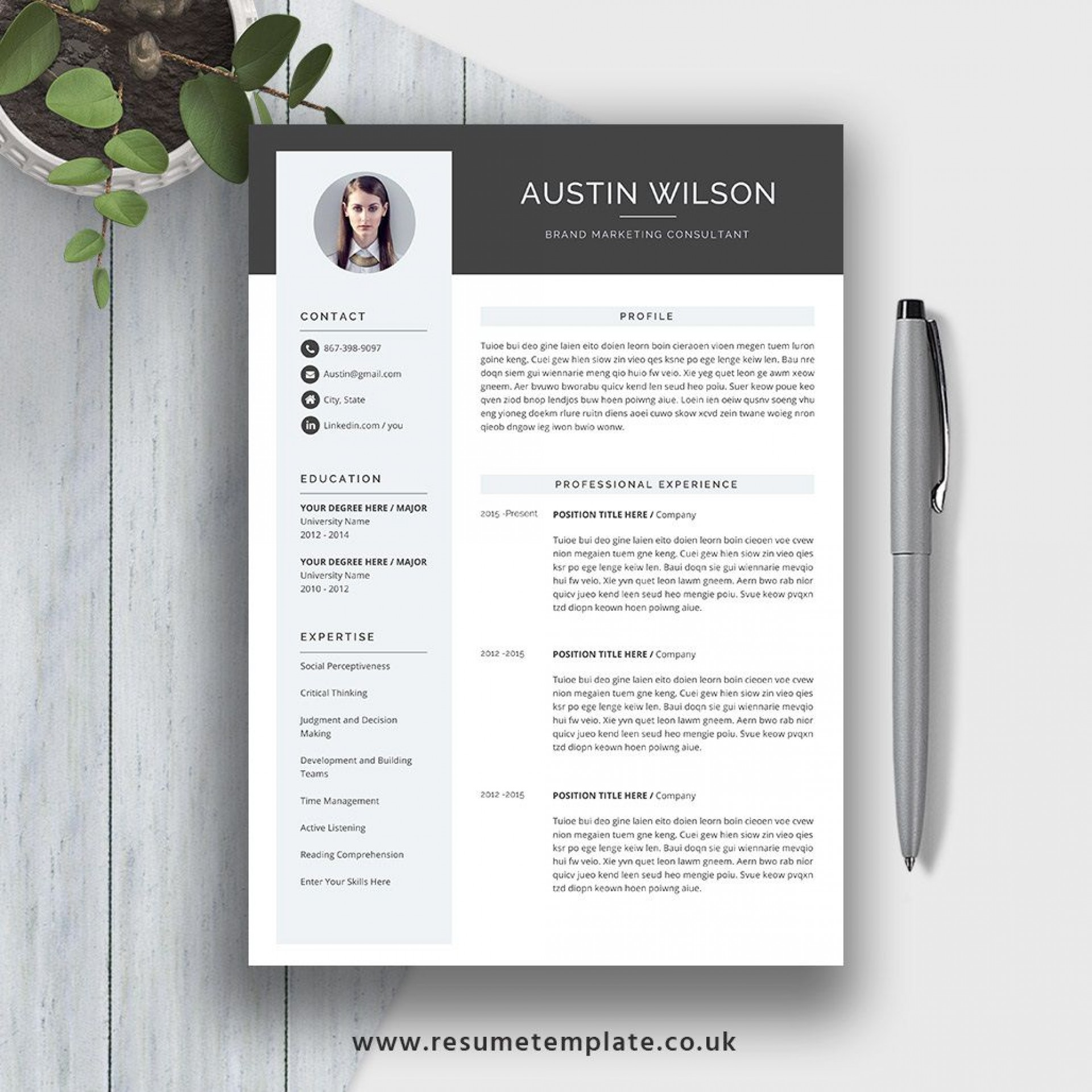 best resume template addictionary format fearsome sample uh career services examples Resume Best Resume Format 2020