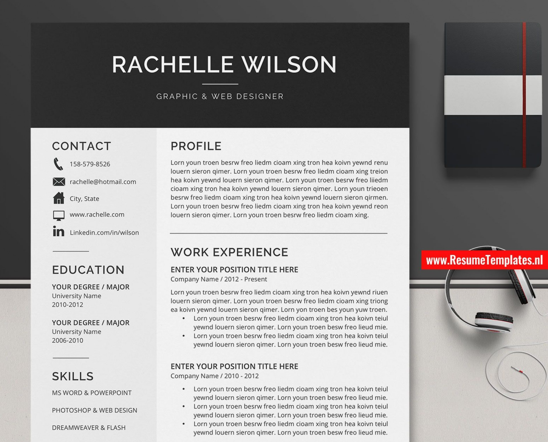best resume template addictionary the for beautiful templates highest quality injection Resume The Best Template For Resume 2020