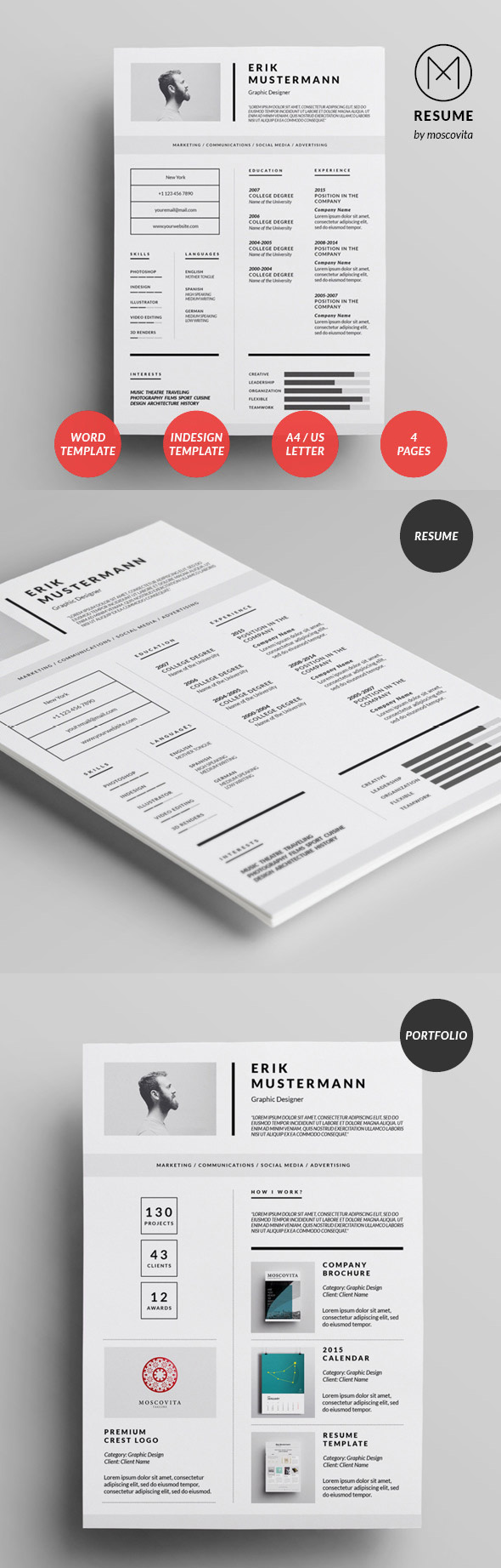 best resume templates design graphic junction professional cv software testing skills Resume Professional Graphic Design Resume