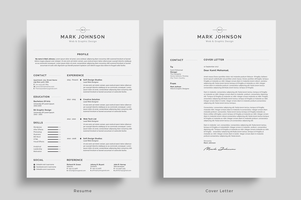 best resume templates for all job seekers designs hub mark template word event manager Resume Best Resume Templates 2020