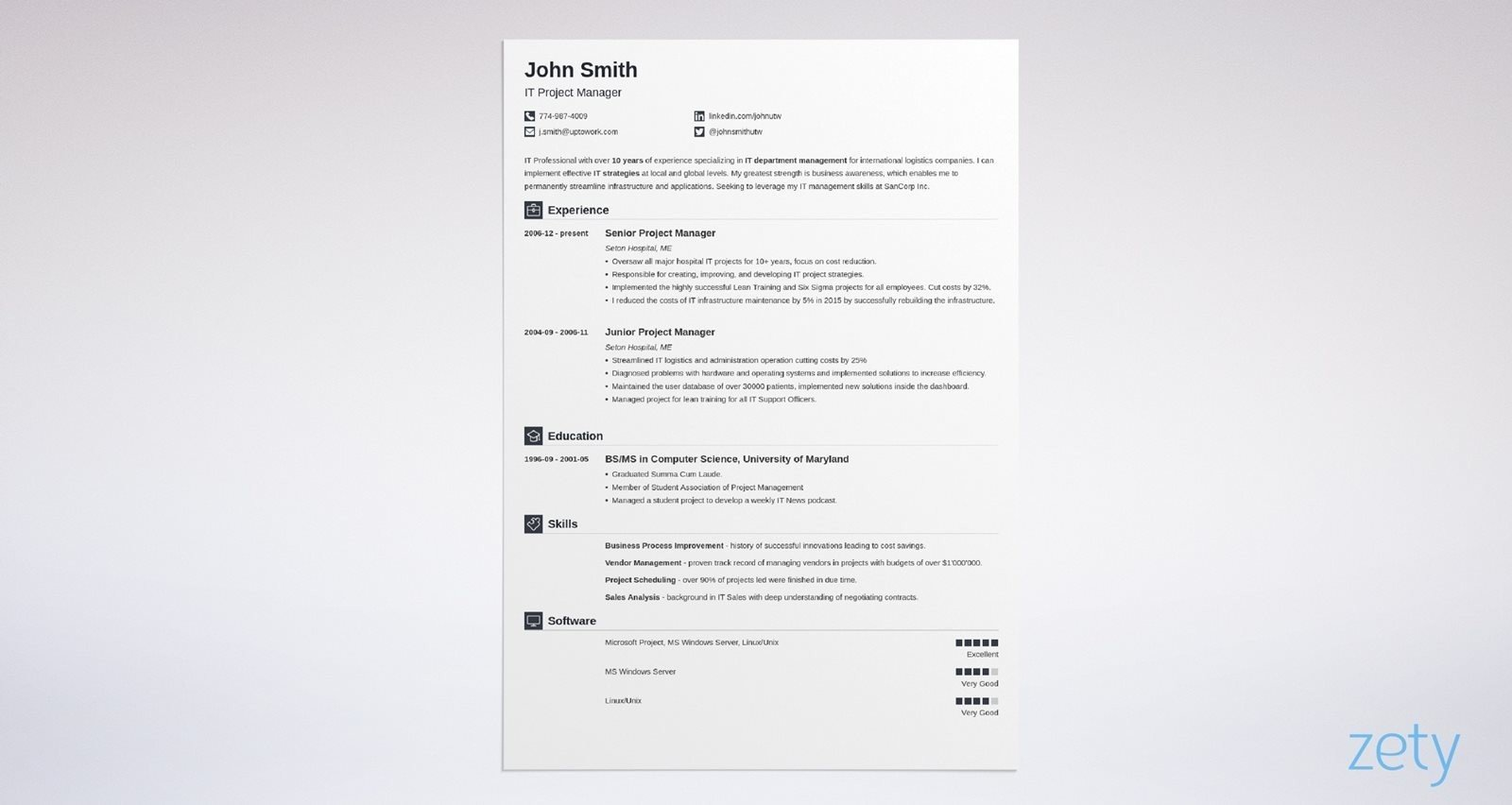 best resume templates for top picks to excellent iconic software engineer examples anime Resume Excellent Resume Templates