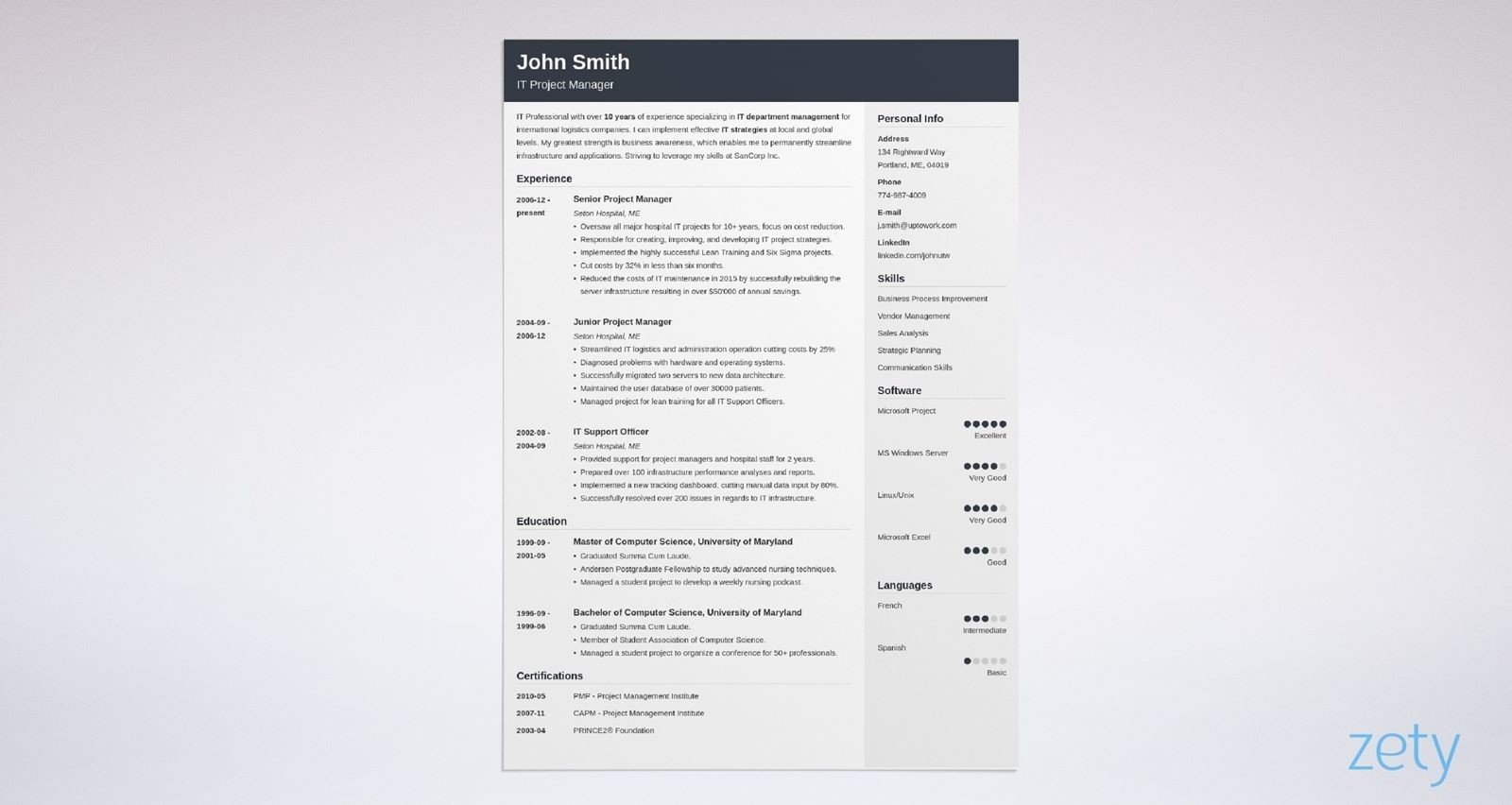 best resume templates for top picks to the format sample nurse practitioner objective Resume The Best Resume Format 2020
