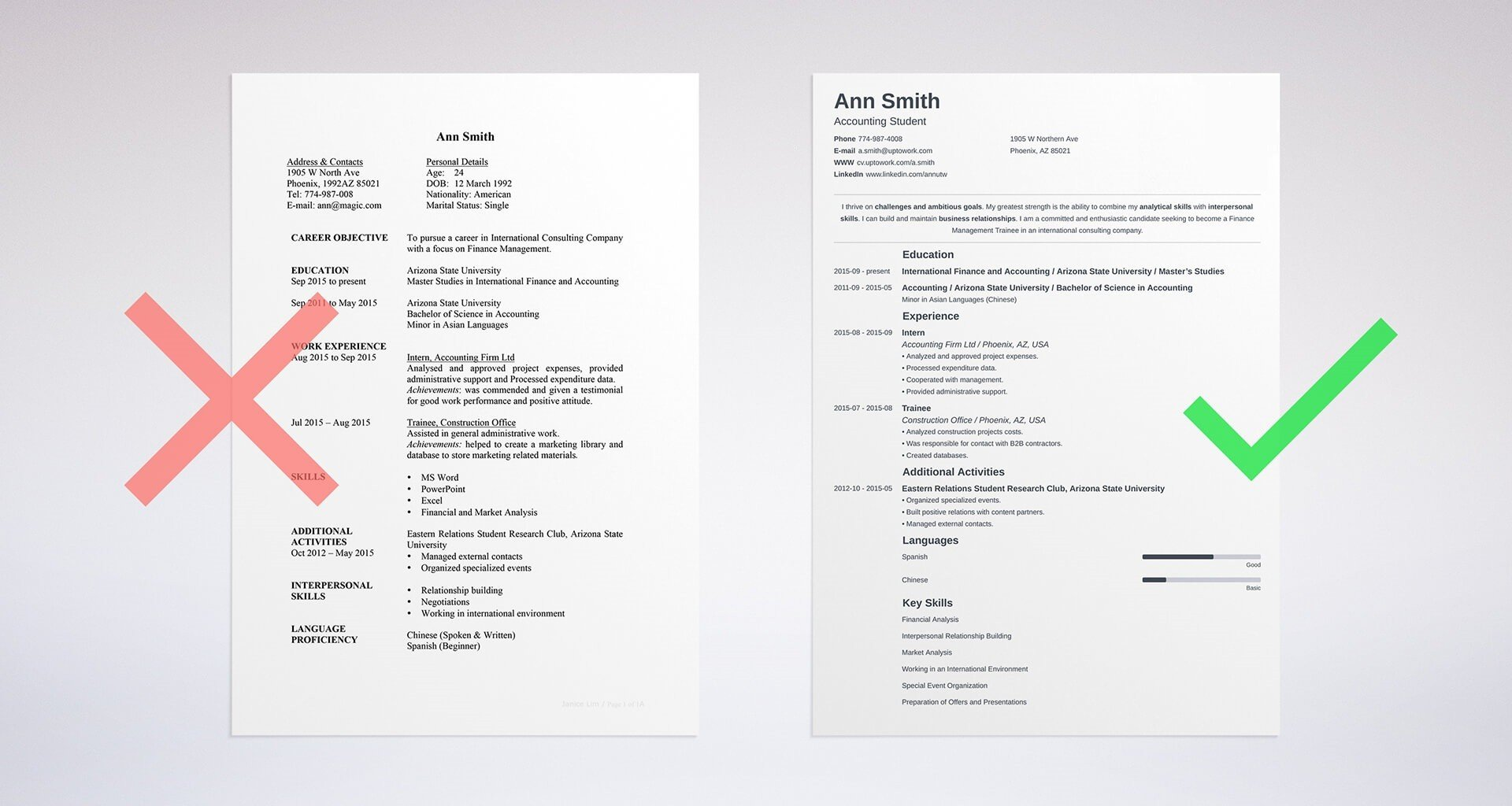 best resume tips great tricks and writing advice creating strong problem action result Resume Creating A Strong Resume