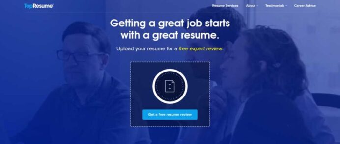 best resume writing services us all industries top career writers topresume 900x383 Resume Top Resume Writing & Career Services