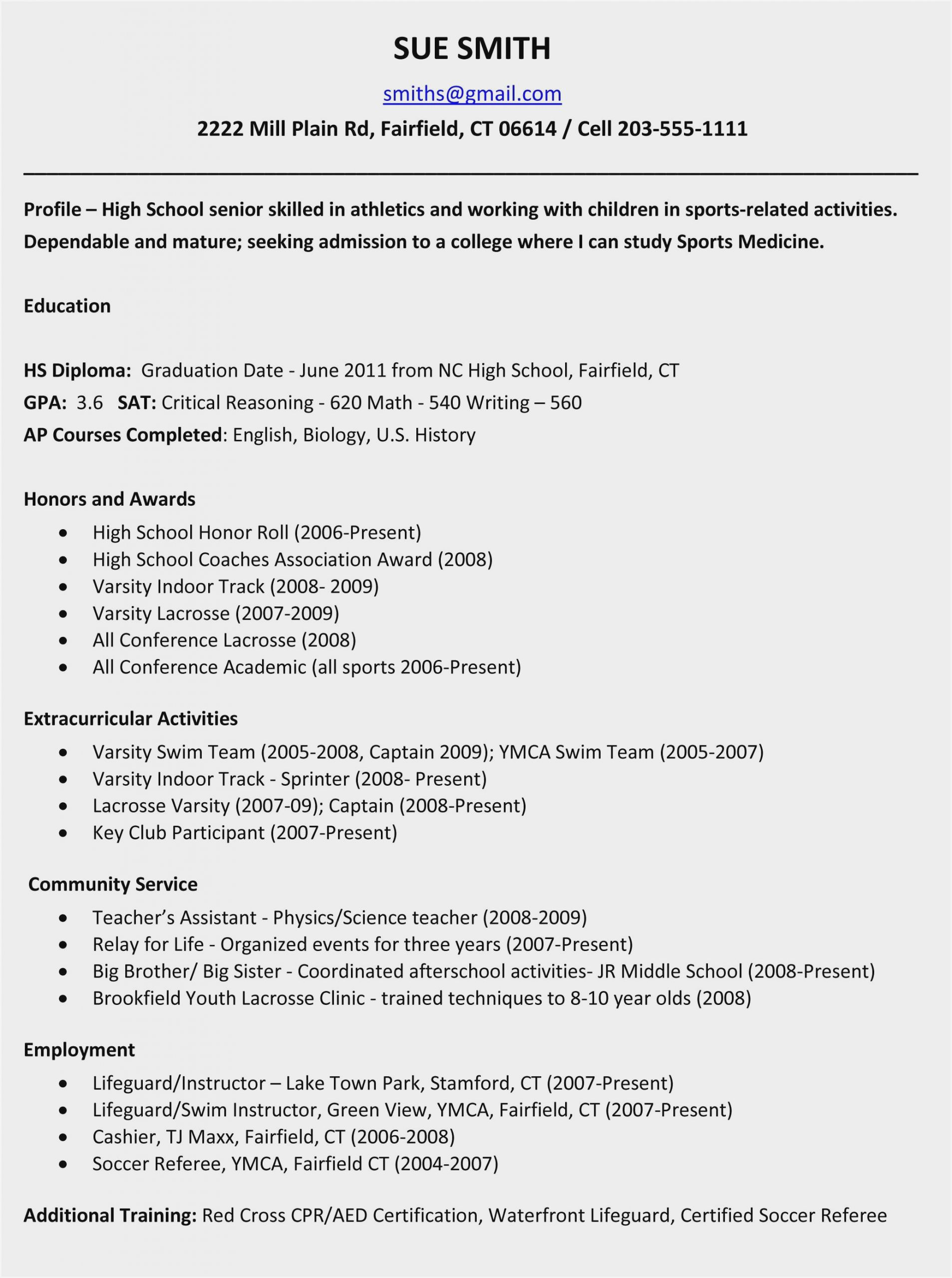 blank resume template for college students sample good templates high school admissions Resume Good Resume Templates For College Students