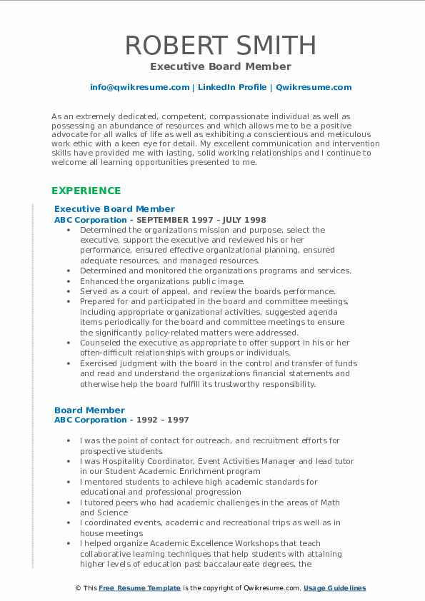 board member resume samples qwikresume for position sample pdf art designer ministry help Resume Resume For Board Position Sample