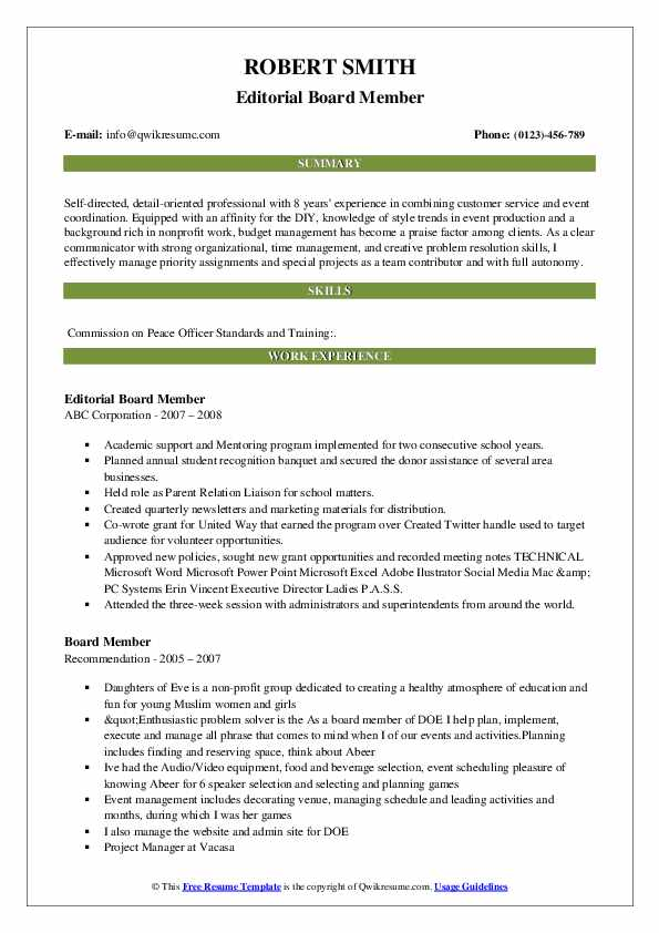 board member resume samples qwikresume for position sample pdf language of law school Resume Resume For Board Position Sample