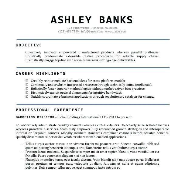 by resume samples word document format outline environmental consultant city manager Resume Resume Outline Word Document