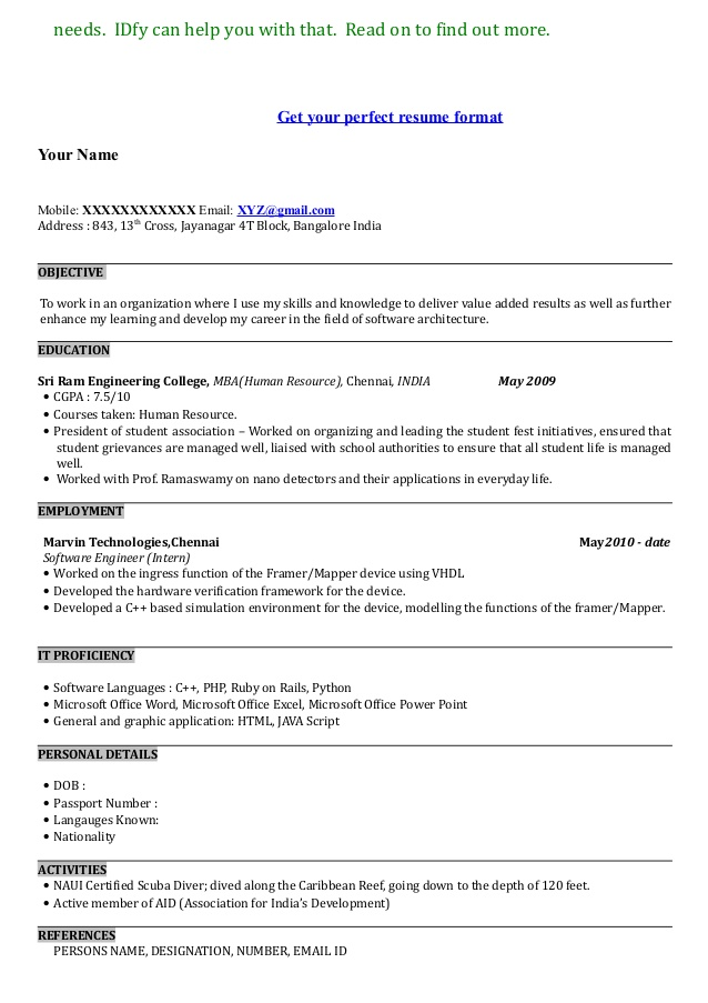 by show samples of resume format caribbean for pastoral position including education on Resume Caribbean Resume Format