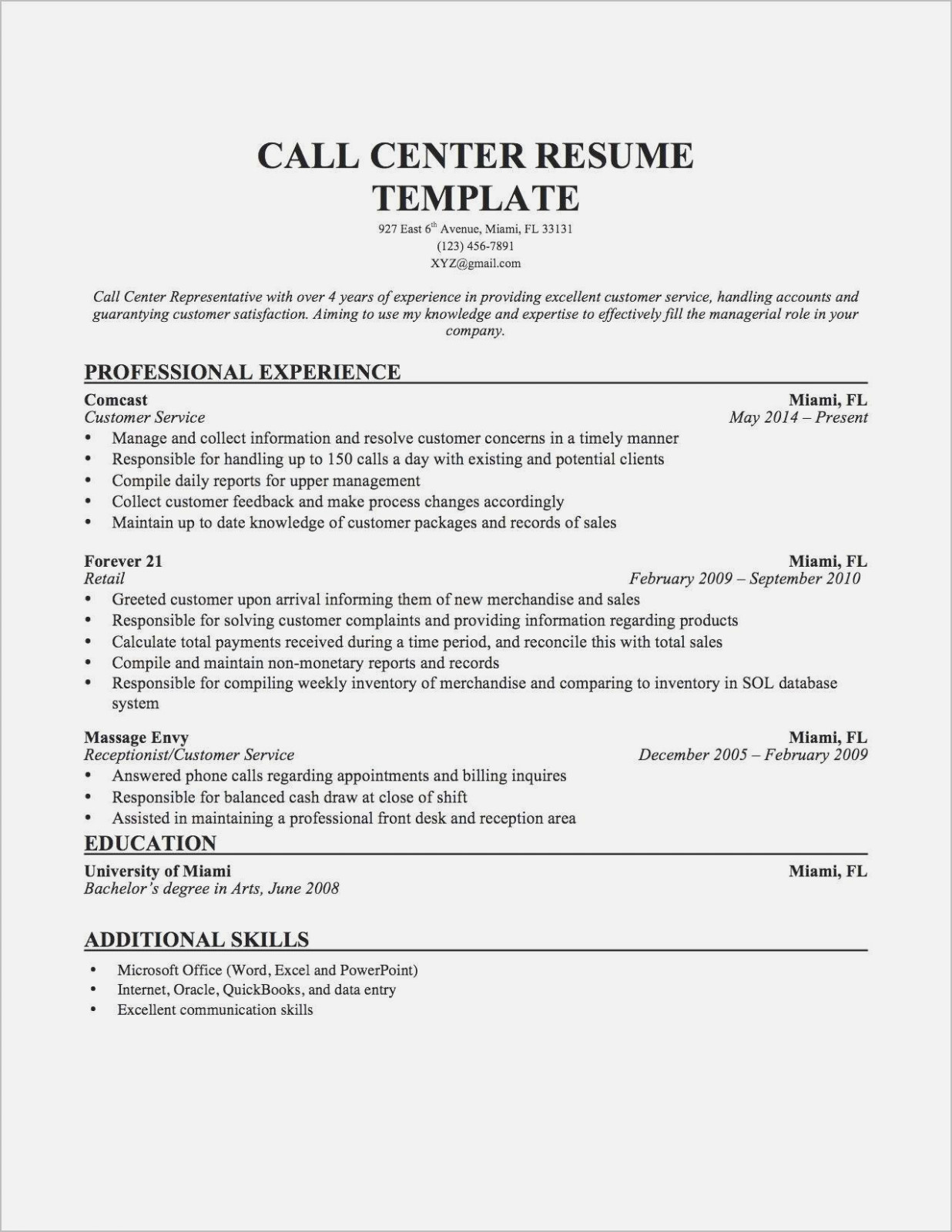 call center supervisor resume danetteforda awesome beautiful customer service examples Resume Call Center Supervisor Resume