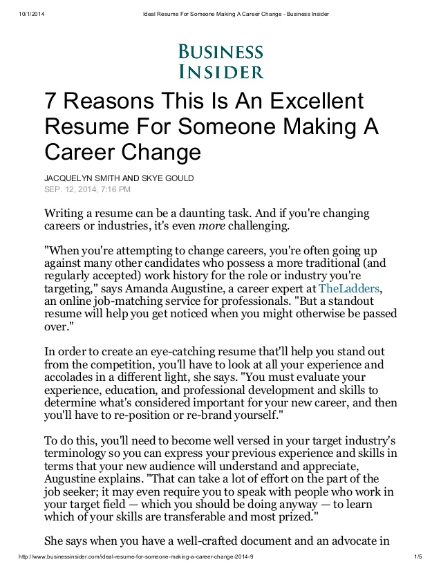 career change cv writing services the best resume of ideal for someone making business Resume Career Change Resume Writing Services